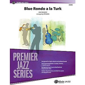 Blue Rondo A La Turk - Conductor's Score