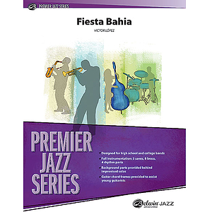 Fiesta Bahia - Grade 4 Jazz Ensemble W/CD