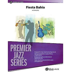 Fiesta Bahia - Grade 4 Jazz Ensemble W/CD