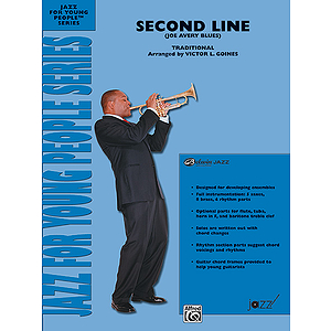 Second Line - Conductor's Score