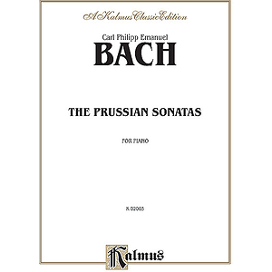The Prussian Sonatas Nos. 1-6