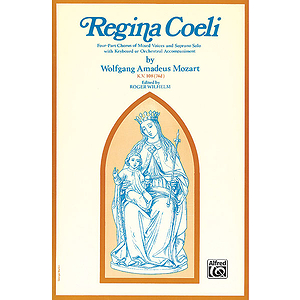 Regina Coeli - SATB