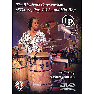 Rhythmic Construction of Dance, Pop, R&B and Hip Hop - DVD