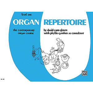 Organ Repertoire, Level 1