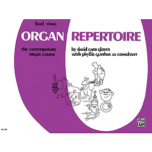 Organ Repertoire, Level 3