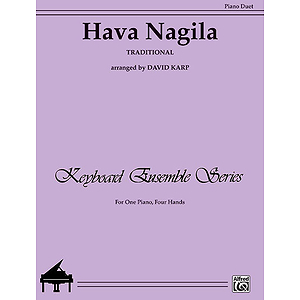 Hava Nagila (Traditional)