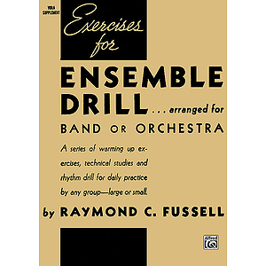 Exercises for Ensemble Drill Viola