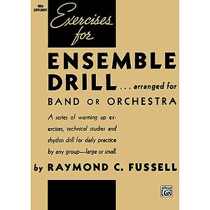 Exercises for Ensemble Drill Viola