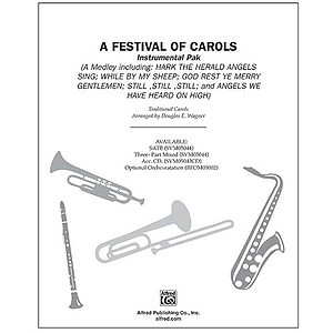 A Festival of Carols - Instrumental Pak