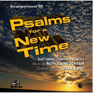 Psalms for A New Time - Acc. CD