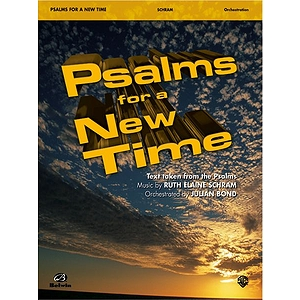 Psalms for A New Time - Orchestration