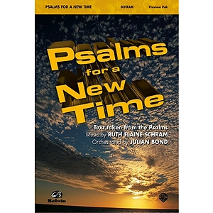 Psalms for A New Time - Preview Pak
