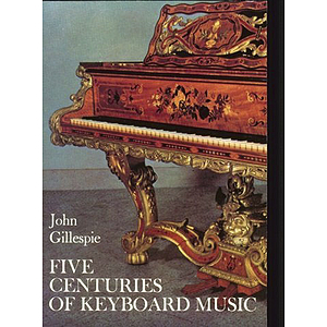 Five Centuries of Keyboard Music