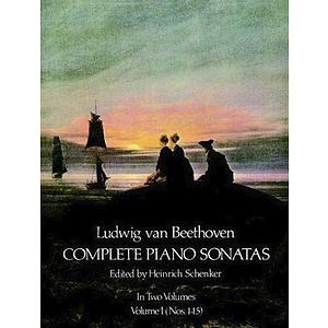 Beethoven - Complete Piano Sonatas, Vol. 1