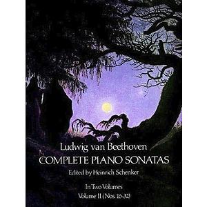 Beethoven - Complete Piano Sonatas, Vol. 2