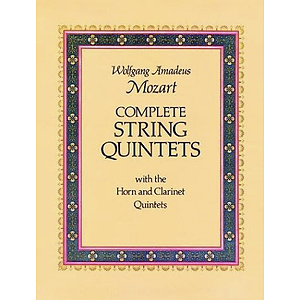Mozart - Complete String Quintets
