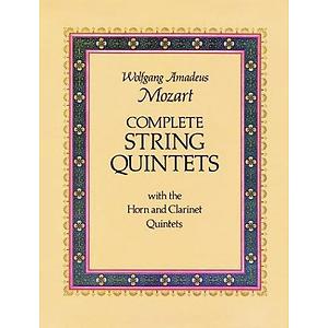 Mozart - Complete String Quintets
