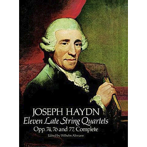 Haydn - Eleven Late String Quartets