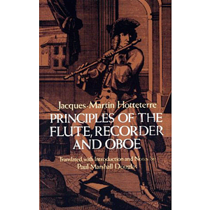 Principles of The Flute, Recorder and Oboe (Principes De La Flute)