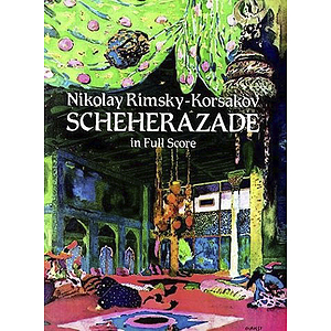 Scheherazade in Full Score