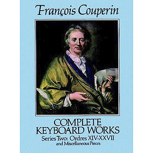 Couperin - Complete Keyboard Works, Series II