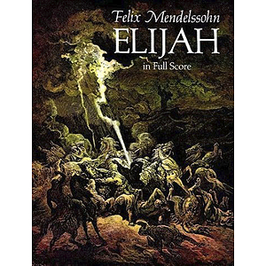 Elijah - Full Score