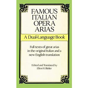 Famous Italian Operas: A Dual-Language Book