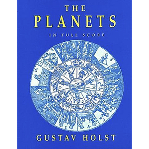 Holst - the Planets in Full Score