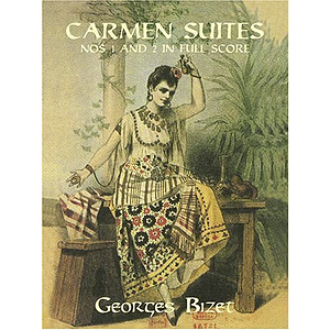 Carmen Suites Nos. 1 and 2 in Full Score