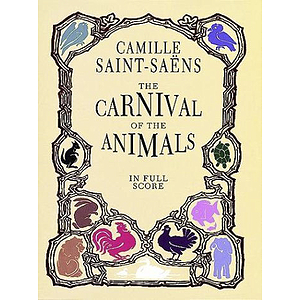 Carnival of The Animals in Full Score