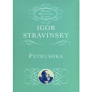 Petrushka in Miniature Score