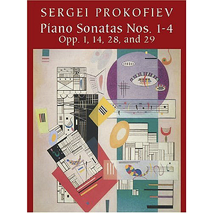 Prokofiev - Piano Sonatas Nos. 1-4: Opp. 1, 14, 28, and 29