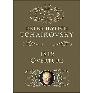1812 Overture, Op. 49 in Full Score