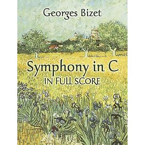 Bizet - Symphony in C in Full Score