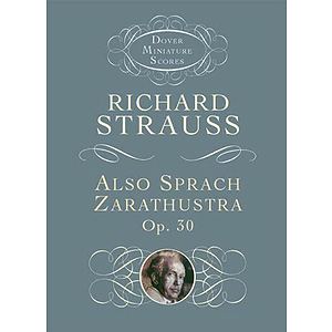 Also Sprach Zarathustra, Op. 30 in Miniature Score