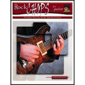Rock Chops for Guitar - Book