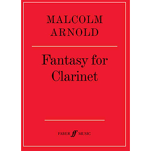 Arnold M /Fantasy for Clarinet