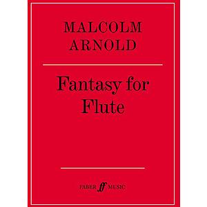 Arnold M /Fantasy for Flute