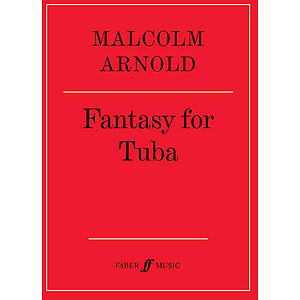 Arnold M /Fantasy for Tuba