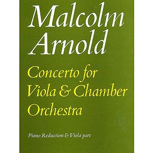 Arnold M /Viola Concerto (Va/Pf)