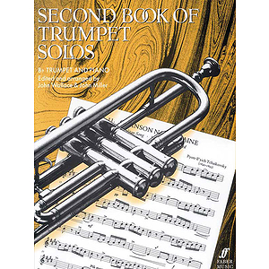 Second Book of Trumpet Solos Tpt/Pf