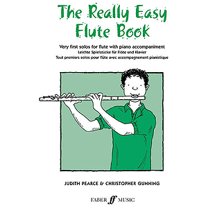 Really Easy Flute Book-Fl/Pf