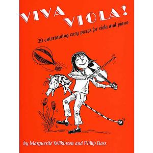 Wilkinson /Viva Viola! (Va/Pf)