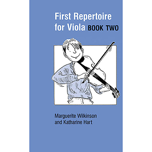 First Repertoire for Viola 2 Va/Pf