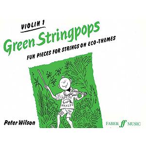 Wilson P /Green Stringpops (Vn1)