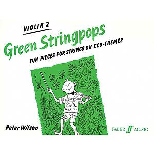 Wilson P /Green Stringpops (Vn2)