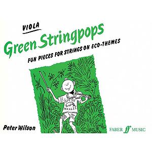 Wilson P /Green Stringpops (Va)