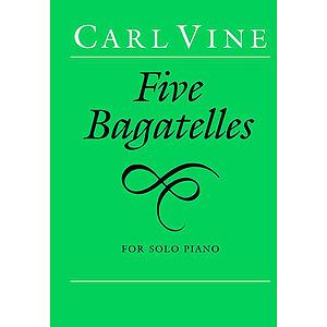 Vine C /5 Bagatelles (Pf)