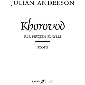 Anderson /Khorovod (Score)