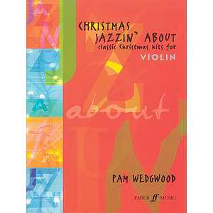 Christmas Jazzin' About (Violin & Piano)